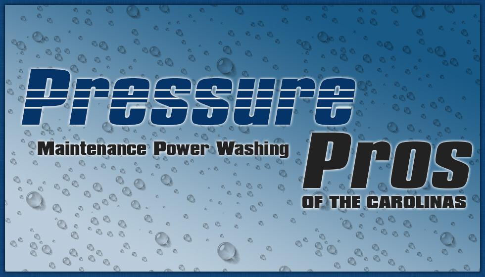 The Carolinas Pressure Washing Experts
