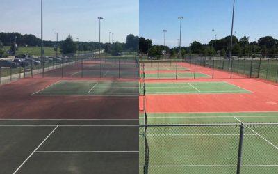 3 Tennis Court Maintenance Tips