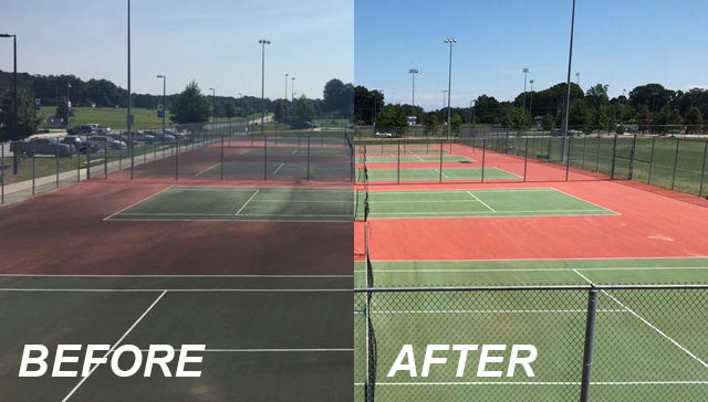 Winter's Coming – Get Your Tennis Court Ready